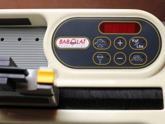 Babolat 2502e control unit